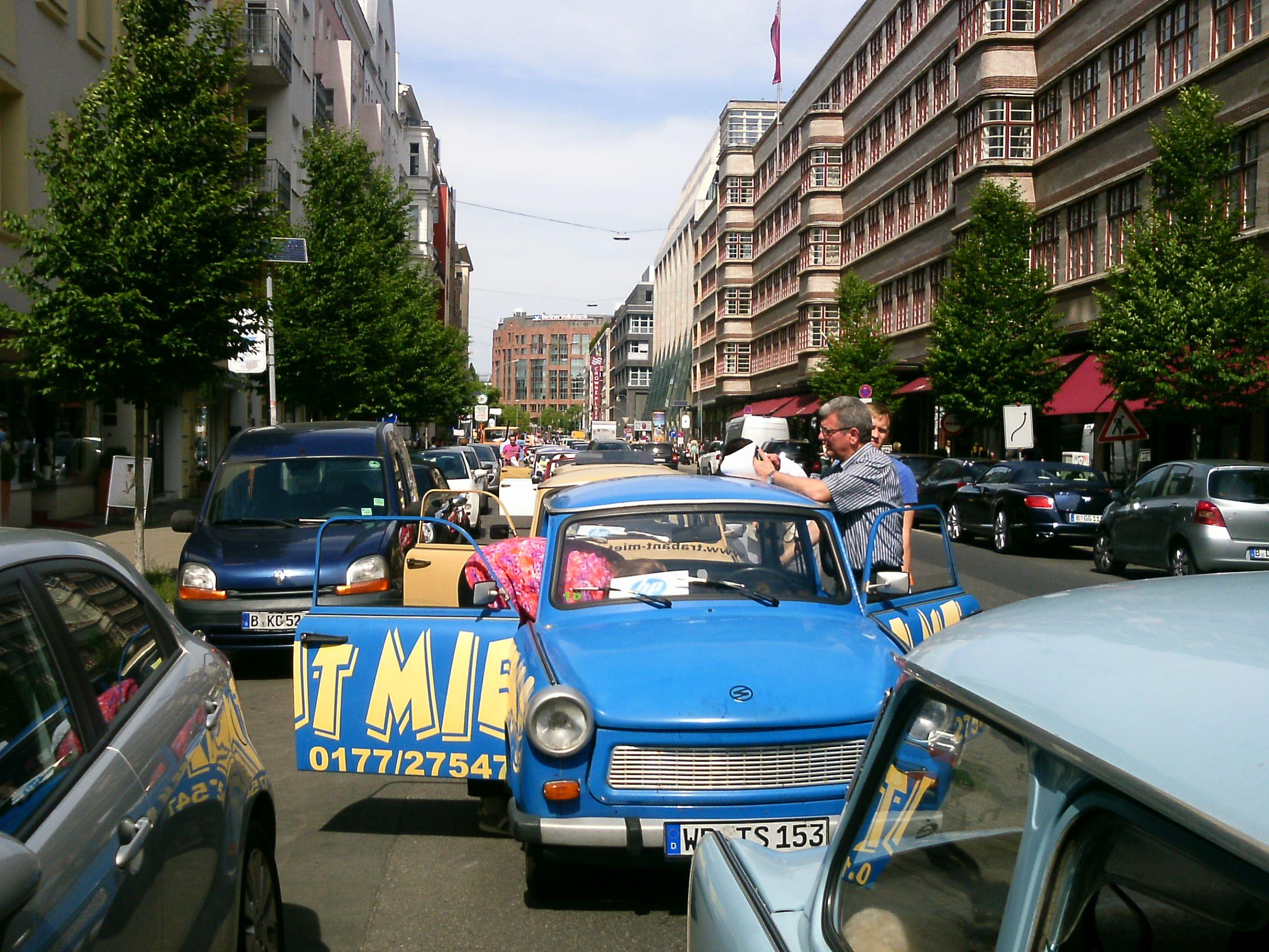 Rallye Berlin Ellington Hotel