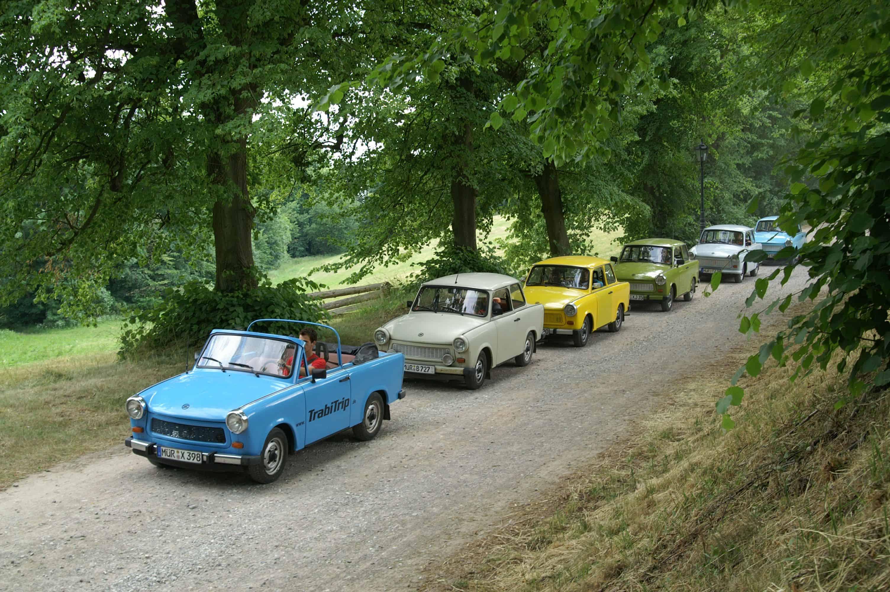 Trabi Safari durch Mecklenburg
