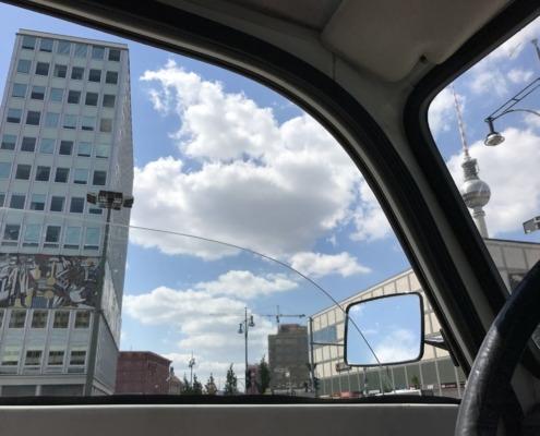 Trabi Safari Berlin Stadtrundfahert individuell